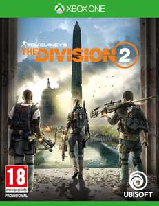 Tom Clancy's The Division 2 (Xbox One & PS4) für je 13,22€ (Base.com)