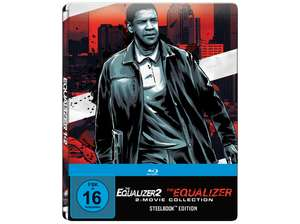[Lokal Saturn Kerpen] The Equalizer 2-Movie Collection Blu-Ray STEELBOOK