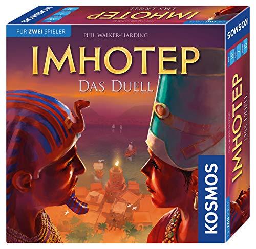[amazon prime] Imhotep - Das Duell, Brettspiel für 2 Spieler