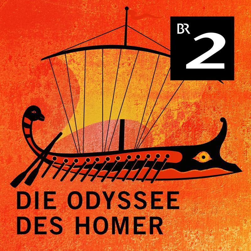 Die Odyssee des Homer - 21 Teile [Hörspiel] [BR]