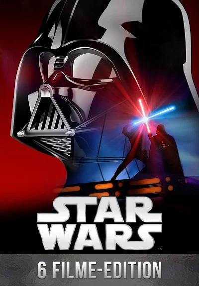 [Google Play] Star Wars: Die digitale Filmkollektion (Episode 1-6) in HD