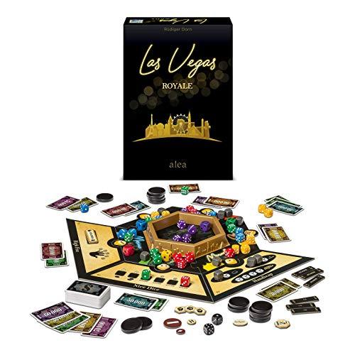 [Amazon Prime] Ravensburger Alea 26918 Las Vegas Royale Brettspiel Würfelspiel auf amazon.de