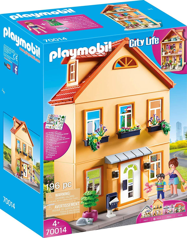 [Amazon Prime] PLAYMOBIL City Life 70014 Mein Stadthaus, Ab 4 Jahren