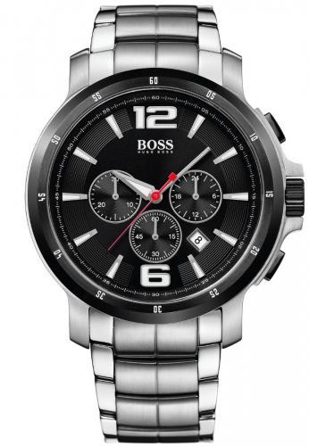 Boss Black Uhr - silber/schwarz -11%