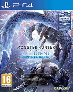 Monster Hunter: World - Iceborne Master Edition (PS4) für 35,78€ (Amazon.fr)