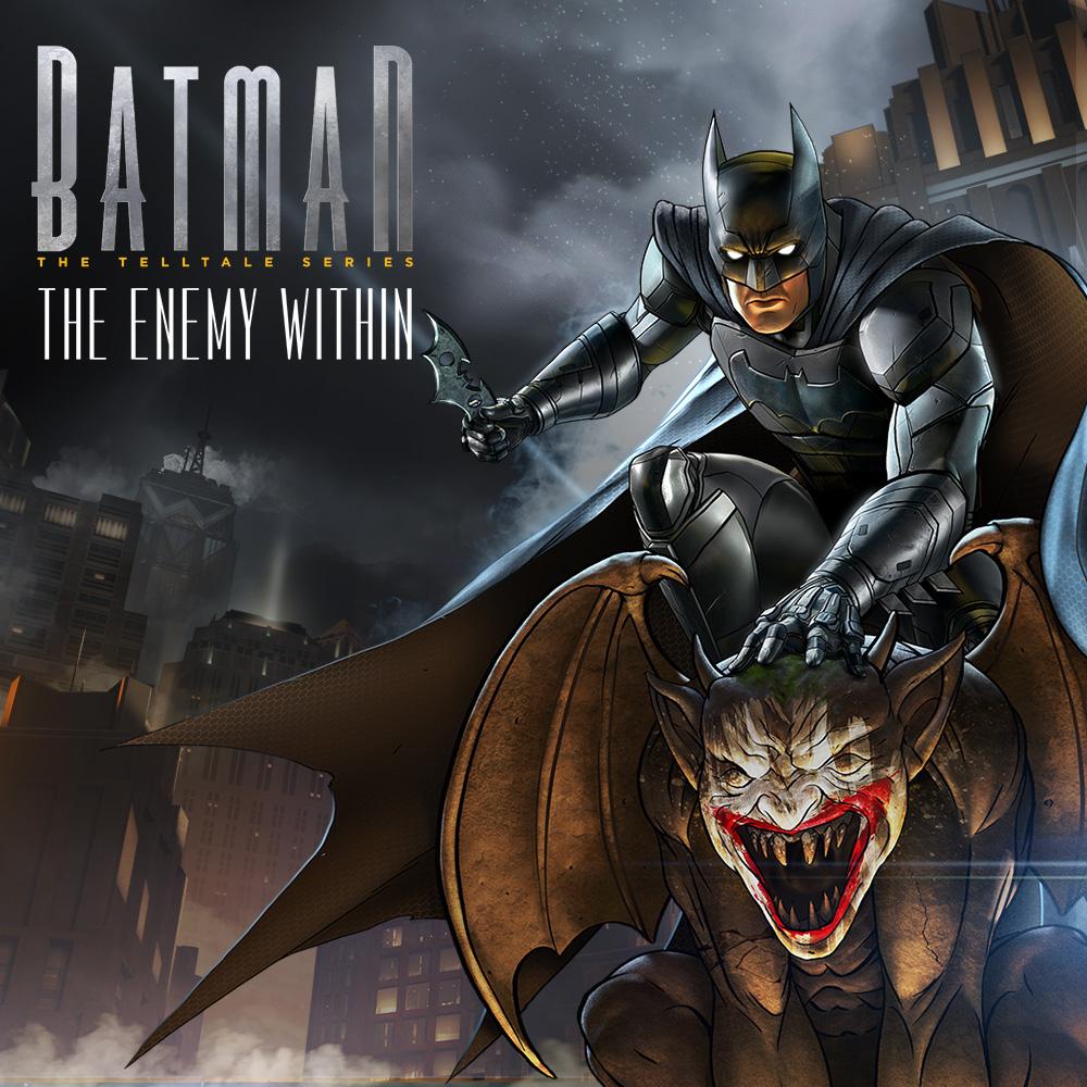 Batman: The Telltale Series: Der Feind im Inneren & Batman: A Telltale Game Series (Switch) für je 4,49€ (eShop)