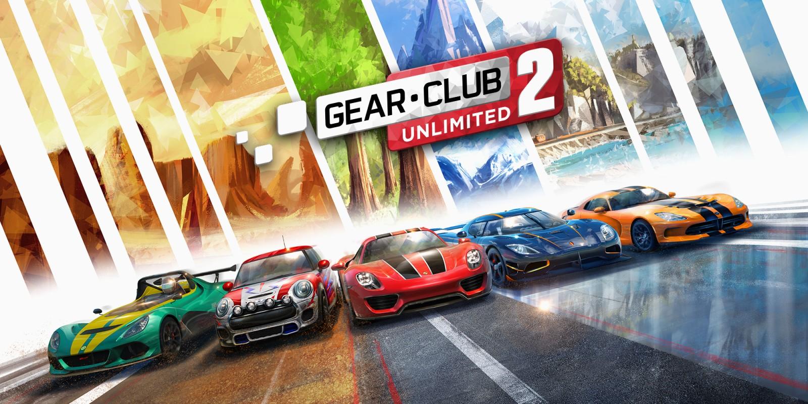 IM STORE SEHR GÜNSTIG Gear Club Unlimited 2