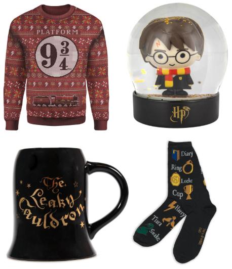 Harry Potter Weihnachts-Paket + gratis Versand