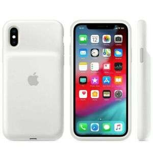 Apple Smart Battery Case (iPhone Xs) weiß