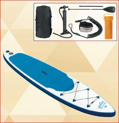 EASYmaxx SUP Stand-Up Paddle-Board, inklusive Zubehör für 178,49 Euro / Fischer E-Bike Terra 2.0 für 832,99 Euro [Metro]