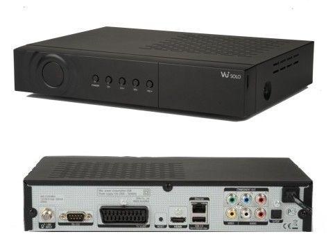 Vu+ Solo Enigma2 Linux HD SAT Receiver