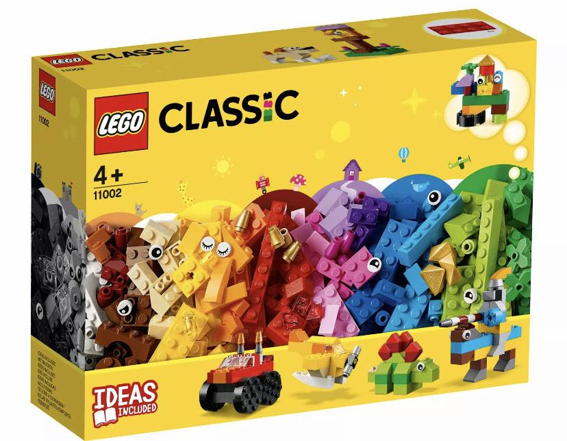 LEGO® Classic LEGO Bausteine - Starter Set, 11002