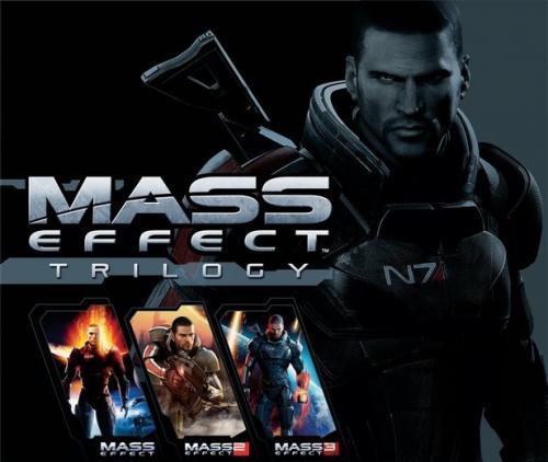 Mass Effect Trilogy - 14,99 Euro - Mass Efffect 1 + 2 + 3