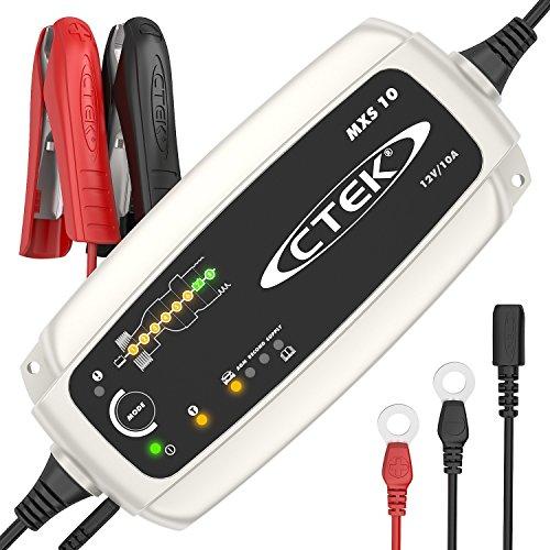 CTEK MXS 10 Vollautomatisches Batterieladegerät 12V/10 A für 109,62 Euro [Amazon]