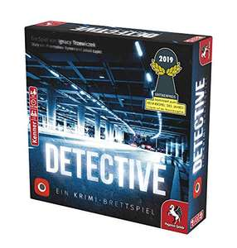 Detective Brettspiel [Amazon Prime]