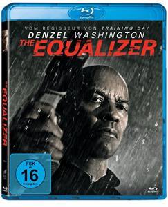 The Equalizer (Blu-ray) für 3,73€ (Dodax)