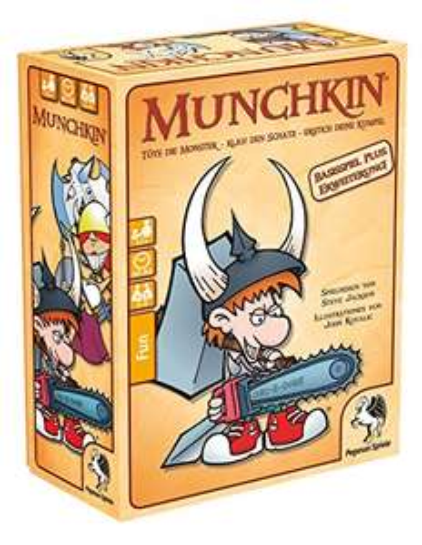 [Amazon Prime]Munchkin Kartenspiel