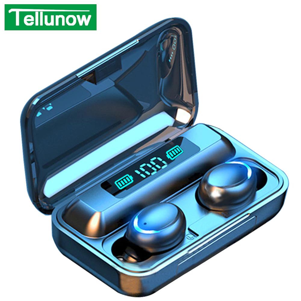 TWS 5,0 Bluetooth Kopfhörer Drahtlose Kopfhörer