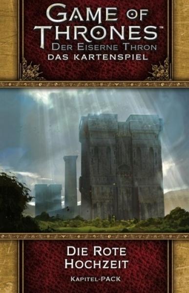 Game of Thrones 2. Edition LCG - 6,95€ (plus 2,80€ Versand)