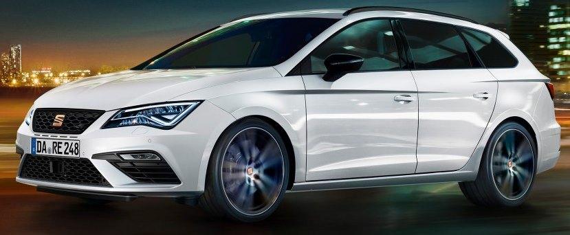 (Privatleasing) Seat Leon Sportstourer Cupra 2.0 TSI 221 kW (300 PS) 7-Gang-DSG 4Drive