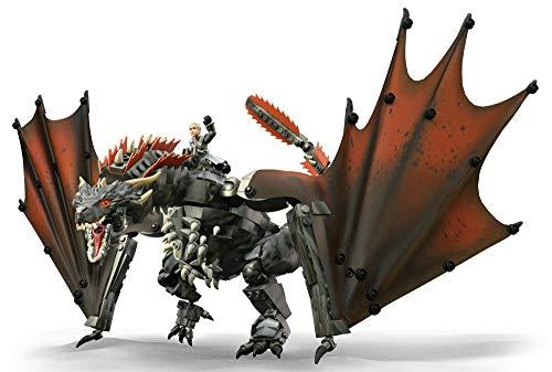 [Amazon Prime] Mattel- Mega Construx Daenerys & Ihr Drache, 735 Teile, Spielzeugbaukasten 16 + Jahre, GKG97