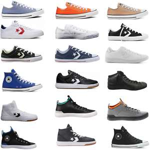 Converse Chuck Taylor All Star Damen Herren Schuhe Sneaker für 34,90€ bei ebay