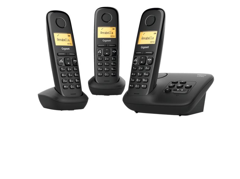 Weihnachtsmarkt bei Saturn: Telefone Gigaset A270A Trio - 30€ | Thrustmaster T-GT - 444€ | D-Link Omna 180 - 89€
