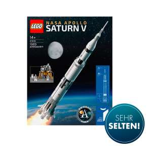 LEGO Ideas 21309 Apollo Saturn V