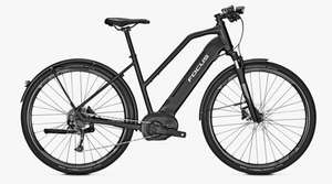 Focus Planet Ebike mit Bosch Performance Line 500Wh (2019)