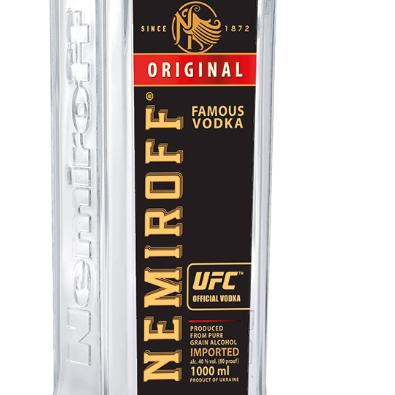 Nemiroff Vodka zum Literpreis 10,99€ [Mix Markt]