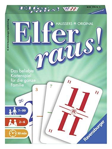 Ravensburger Elfer raus (20754) [Amazon Prime]