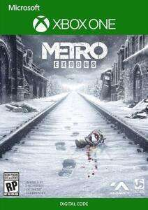 Metro Exodus (Xbox One Digital Code) für 17,73€ (CDkeys)