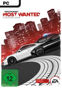 [Amazon Prime] Need for Speed: Most Wanted [PC Code - Origin] bzw. The Run für 2,49 € (von Electronic Arts)