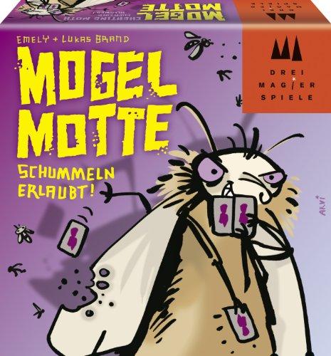 [Amazon Prime] Mogel Motte - Kartenspiel