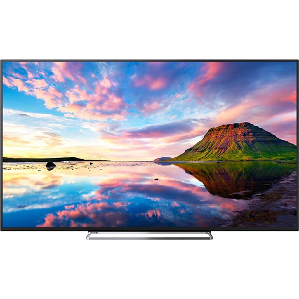 Toshiba 65U5863DA LED-TV 165cm 65 Zoll EEK A+ (A++ - E) DVB-T2, DVB-C, DVB-S, UHD, Smart TV, WLAN, CI+ [Real Abholung]