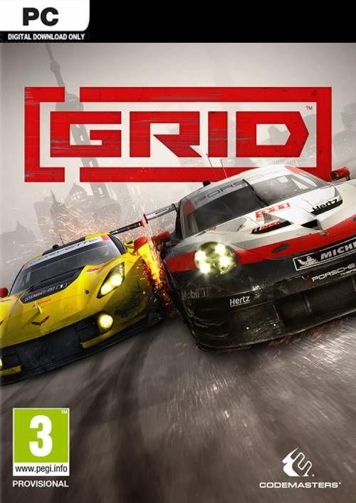GRID + DLC (Steam) für 11,85€ (CDkeys)