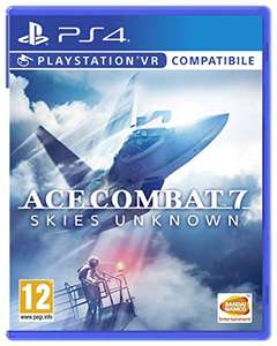 Ace Combat 7: Skies Unknown (PS4) für 23,48€ (Amazon IT)