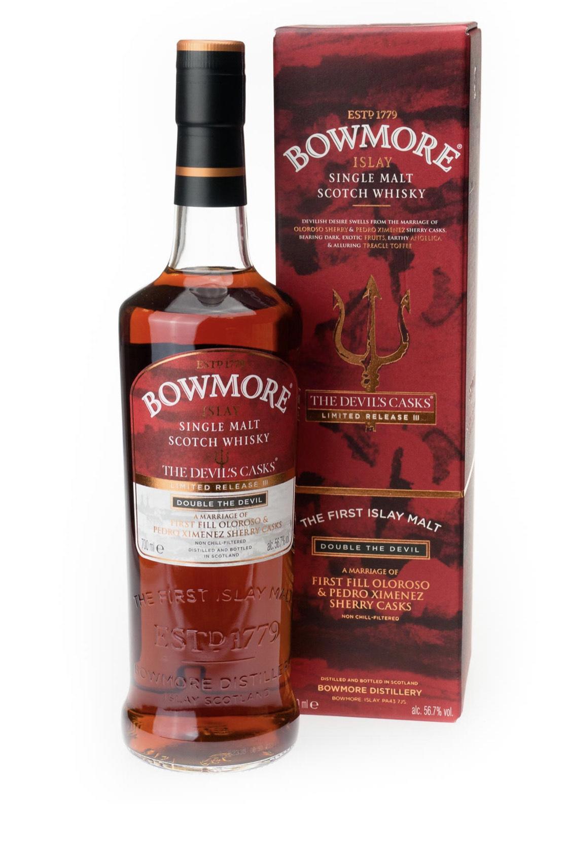 Bowmore Devils Cask III Single Malt Scotch Whisky