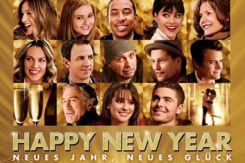 """[amazon.de ] Blu Ray Deal der Woche """"Happy New Year"""" für 7,97€"""
