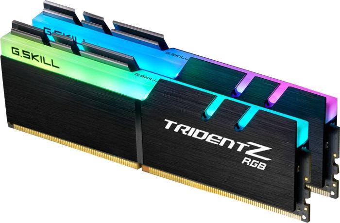 G.Skill Trident Z RGB 32GB, DDR4-3600, CL16-16-16-36