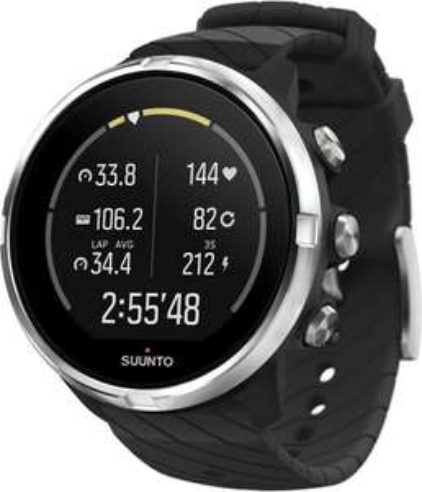 Suunto Smartwatch »9 + Lederarmband«