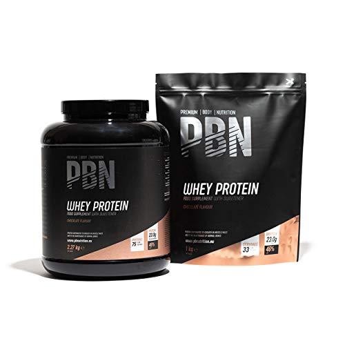 PBN Whey 2,27kg (8,26€/kg)