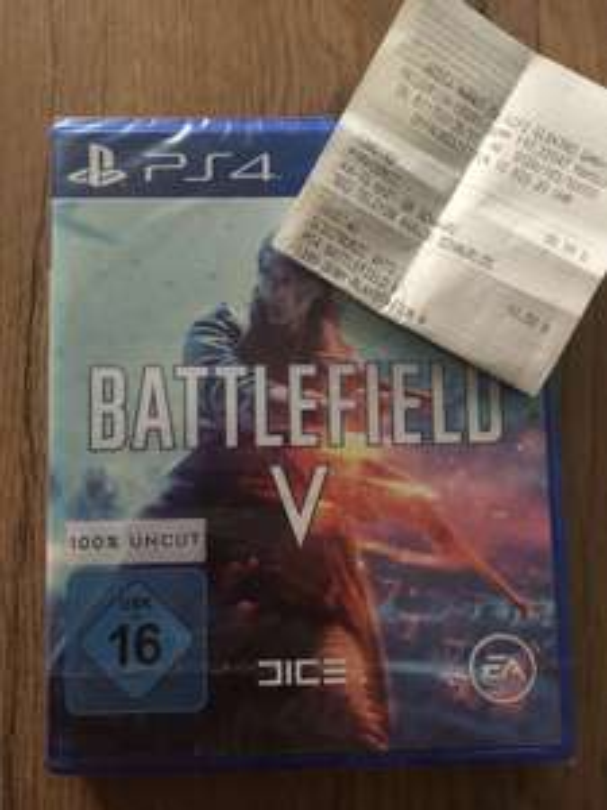 [Lokal Media Markt Hamburg] Battlefield V PS4