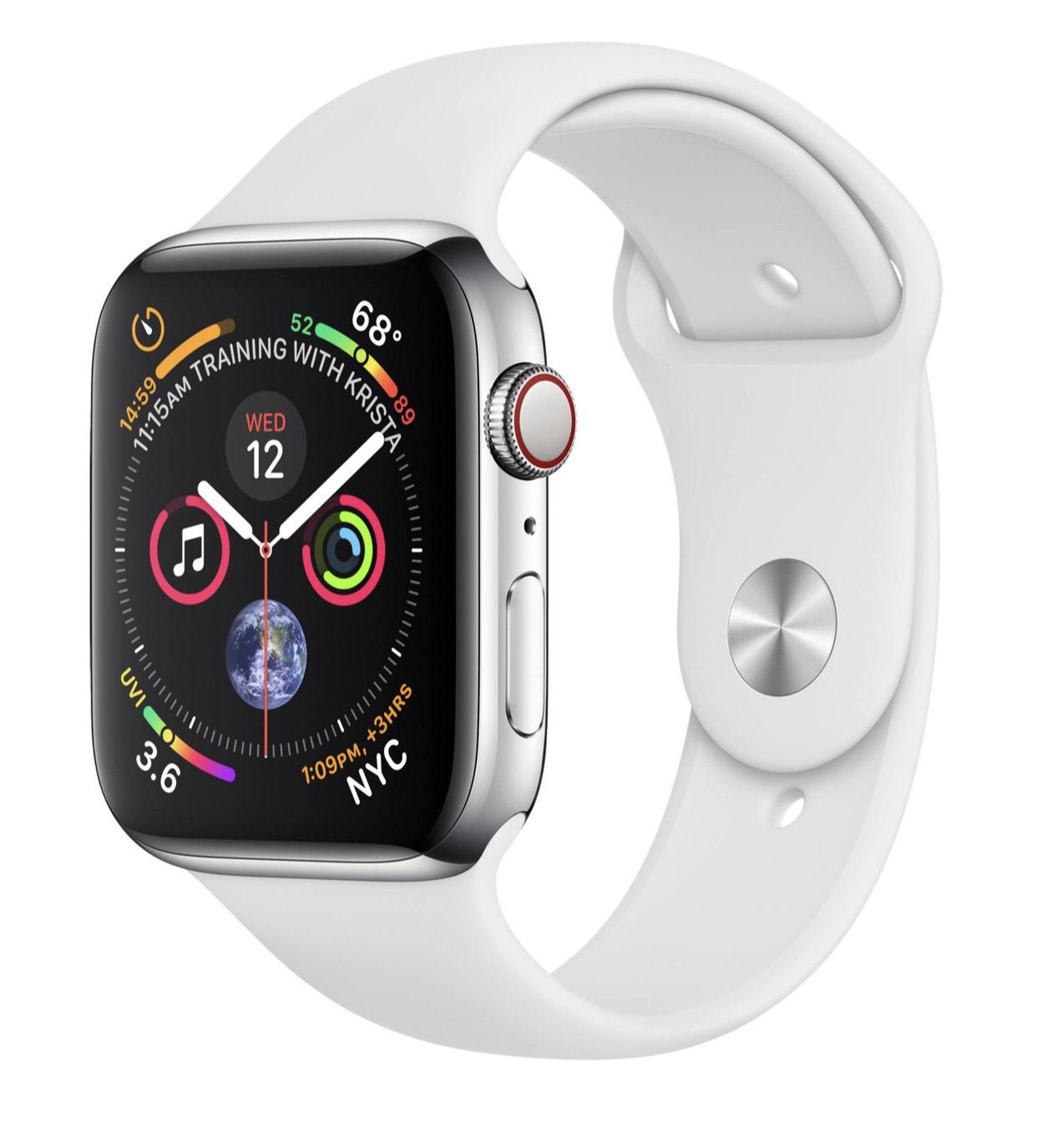 [Schweiz] 25% Rabatt auf APPLE Watch Series 4 Modelle