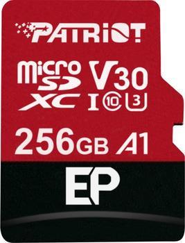 Patriot EP A1 V30 microSDXC 256GB (Lesen: 100MB/s / Schreiben: 80MB/s) für 28,65€ (7Dayshop)