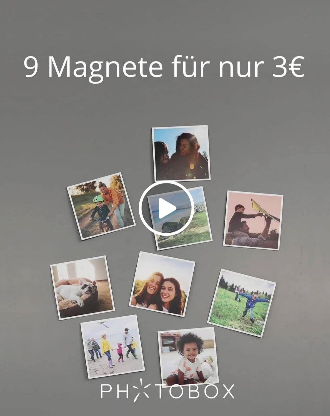 Magnete für den Kühlschrank
