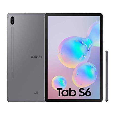 Samsung Galaxy Tab S6 LTE 256 GB zum Bestpreis von 729,99€ mit Gutscheincode PSUPERTECH10