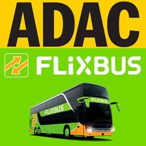 Flixbus 10% Rabatt für ADAC-Mitglieder