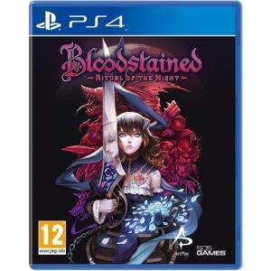 Bloodstained - Ritual of the Night (PS4) für 18,94€ (Amazon FR)