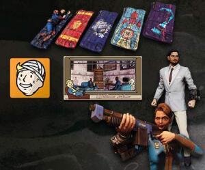 Fallout-Feiertagspaket (3 Loot-Paket) kostenlos für Fallout 76 (PC, PS4 & Xbox One) (Twitch Prime)